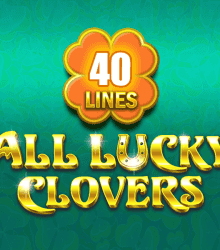 All Lucky Clovers 40